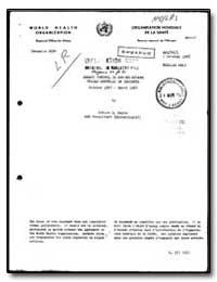 World Health Organization : Regioinal Of... by Coburn H. Gayle