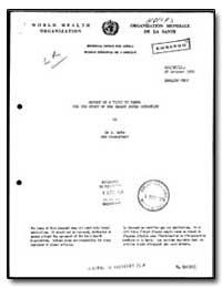 World Health Organization : Regioinal Of... by P. Bres