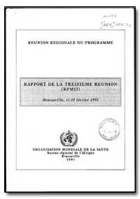 World Health Organization : Regioinal Of... by R. Smith