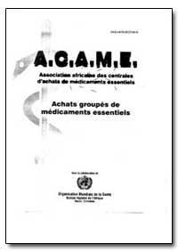 Regional Office for Africa : 1994-99 ; W... by World Health Organization