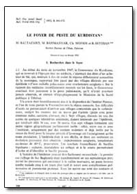 Bulletin of the World Health Organizatio... by M. Baltazard