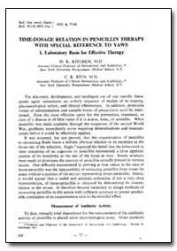 Bulletin of the World Health Organizatio... by D. K. Kitchen