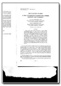 Bulletin of the World Health Organizatio... by Lydia B, Edwards