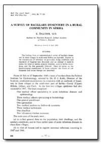 Bulletin of the World Health Organizatio... by K. Snajeder