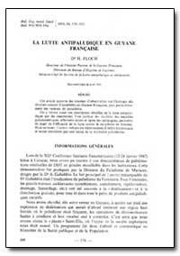Bulletin of the World Health Organizatio... by H. Floch, Dr.