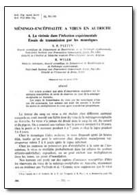 Bulletin of the World Health Organizatio... by S. R. Pattyn