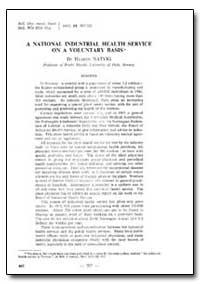 Bulletin of the World Health Organizatio... by Haakon Natvig, Dr.
