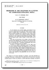 Bulletin of the World Health Organizatio... by M. G. P. Stoker
