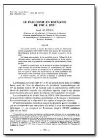 Bulletin of the World Health Organizatio... by Aca D. M. Ciuca