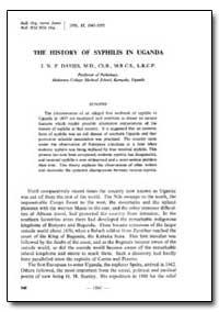 Bulletin of the World Health Organizatio... by J. N. P. Davies