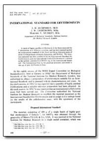 Bulletin of the World Health Organizatio... by J. H. Humphrey