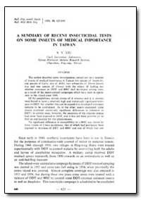 Bulletin of the World Health Organizatio... by S. Y. Liu