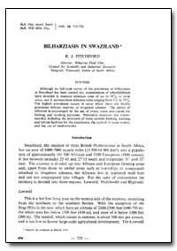 Bulletin of the World Health Organizatio... by R. J. Pitchford
