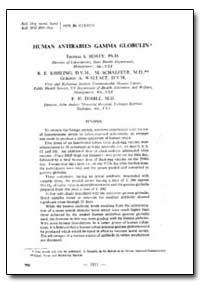 Bulletin of the World Health Organizatio... by Thomas S. Hosty