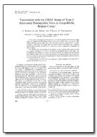 Bulletin of the World Health Organizatio... by Stanley A. Plotkin