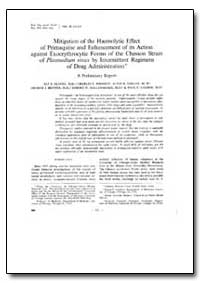 Bulletin of the World Health Organizatio... by Alf S. Alving