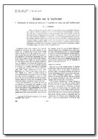 Bulletin of the World Health Organizatio... by M. L. Tar1Zzo