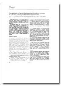 Bulletin of the World Health Organizatio... by E. Sacque