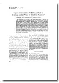 Bulletin of the World Health Organizatio... by Robert W. Kolb