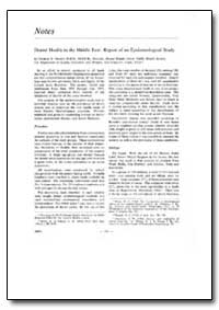 Bulletin of the World Health Organizatio... by George A. Nevitt