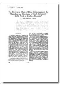 Bulletin of the World Health Organizatio... by C. J. Shiff