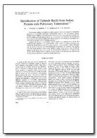 Bulletin of the World Health Organizatio... by K. L. Thomas