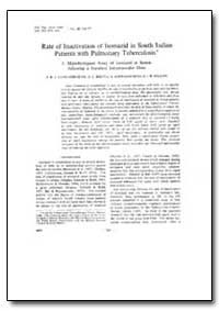 Bulletin of the World Health Organizatio... by P. R. Gangadharam