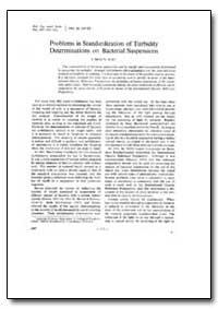 Bulletin of the World Health Organizatio... by J. Spaun