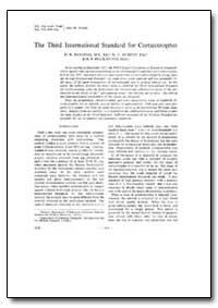 Bulletin of the World Health Organizatio... by D. R. Bangham, Dr.