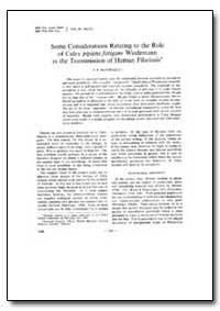 Bulletin of the World Health Organizatio... by P. F. Mattingly, Dr.