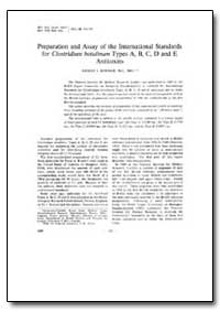 Bulletin of the World Health Organizatio... by Ernest J. Bowmer