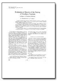 Bulletin of the World Health Organizatio... by M. Weis Bentzon