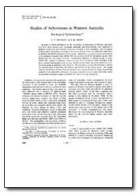Bulletin of the World Health Organizatio... by N. F. Stanley