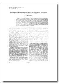 Bulletin of the World Health Organizatio... by A. S. Benenson