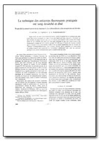 Bulletin of the World Health Organizatio... by T. Guthe