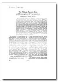 Bulletin of the World Health Organizatio... by G. Macdonald