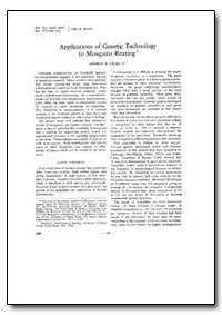 Bulletin of the World Health Organizatio... by George B. Craig, Jr.