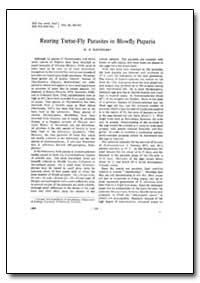 Bulletin of the World Health Organizatio... by D. S. Saunders