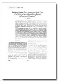 Bulletin of the World Health Organizatio... by H. L. Wolfe