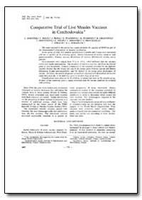 Bulletin of the World Health Organizatio... by L. Syrocek