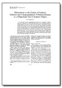 Bulletin of the World Health Organizatio... by M. Vandekar