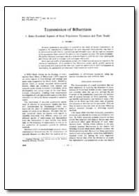 Bulletin of the World Health Organizatio... by G. Webbe