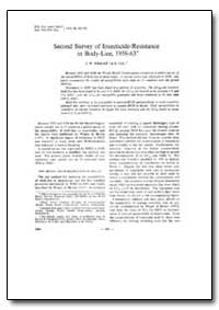 Bulletin of the World Health Organizatio... by J. W. Wright