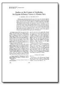 Bulletin of the World Health Organizatio... by N. Masurel