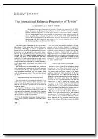 Bulletin of the World Health Organizatio... by I. Davidson
