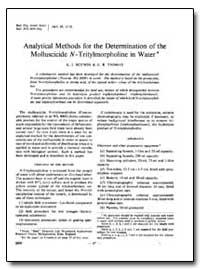 Bulletin of the World Health Organizatio... by K. I. Beynon