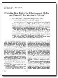 Bulletin of the World Health Organizatio... by A. Das Gupta