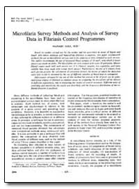 Bulletin of the World Health Organizatio... by Manabu Sasa, Dr.