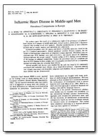 Bulletin of the World Health Organizatio... by G. A. Rose