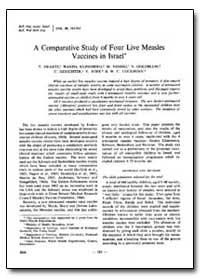 Bulletin of the World Health Organizatio... by T. Swartz